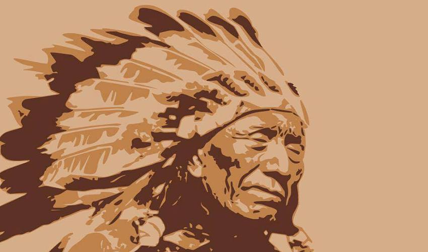 経営理念 インディアンの話